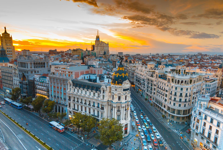 Sprachreisen Madrid Sprachschule