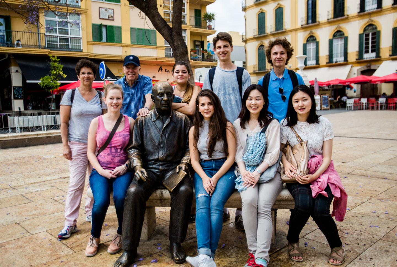 Sprachreisen Málaga