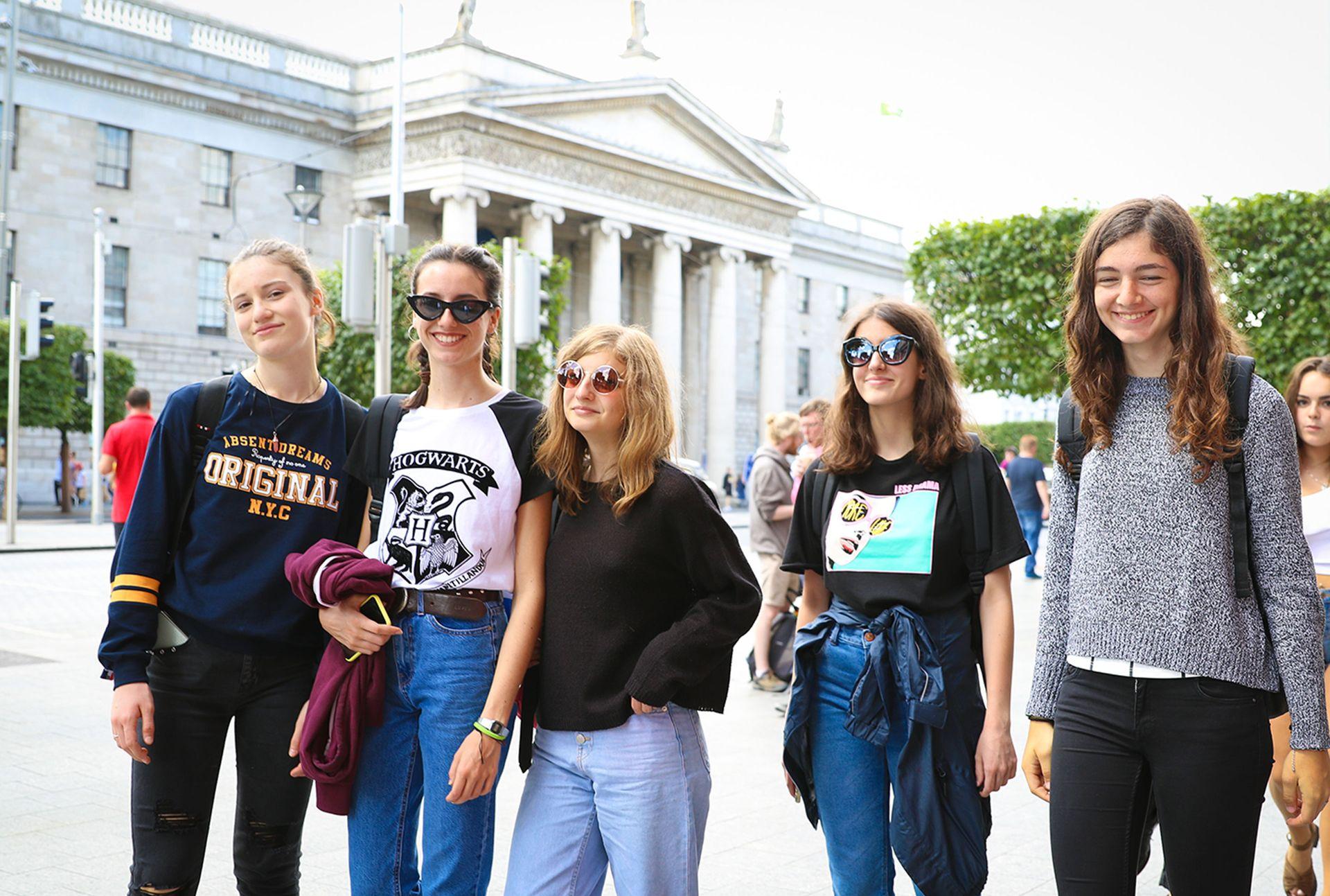 Summer School Irland