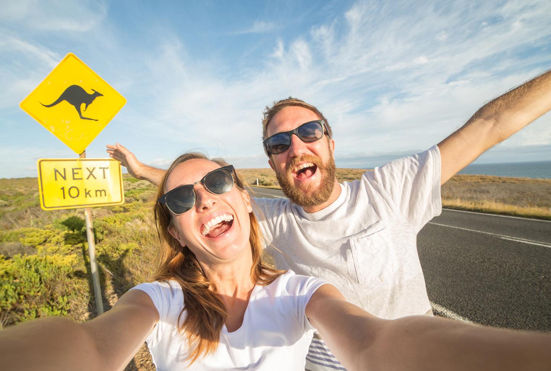 Start & Go Australien
