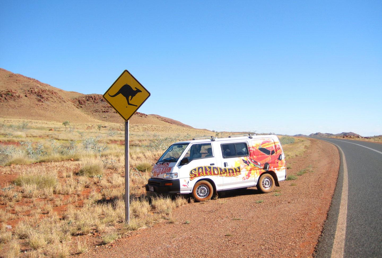 Roadtrip Australien