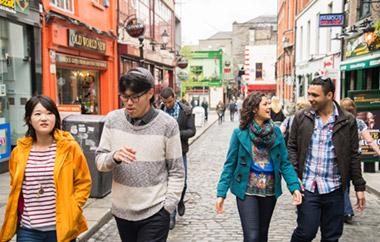 Englisch Sprachreisen Irland
