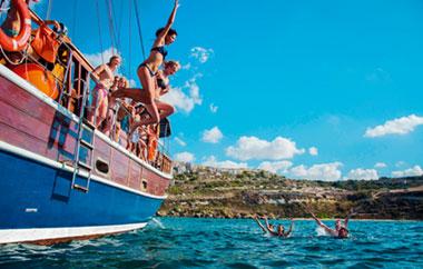 Englisch Sprachreisen Malta